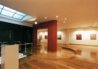 - Vista de la Galería Juan Manuel Lumbreras