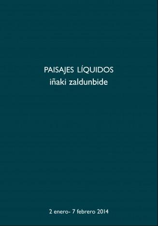 IÑAKI ZALDUNBIDE CATÁLOGO GALERIA LUMBRERAS-1