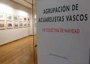 Agrupación de Acuarelistas Vascos 3