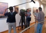 La TV japonesa entrevista a Quincoces 5