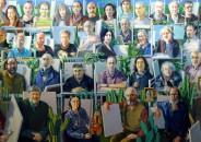 Alfonso Gortázar & his friends. Un homenaje a los pintores. 1
