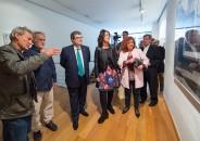 El Alcalde Juan Mari Aburto visita nuestra galería 1