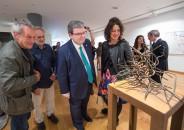 El Alcalde Juan Mari Aburto visita nuestra galería 2