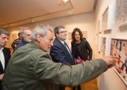 El Alcalde Juan Mari Aburto visita nuestra galería 3