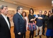 El Alcalde Juan Mari Aburto visita nuestra galería 5