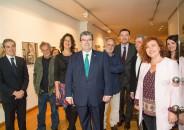 El Alcalde Juan Mari Aburto visita nuestra galería 6