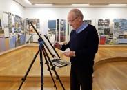 Visita guiada y pintura en directo de Joaquín Ureña 5