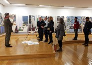 Visita guiada y pintura en directo de Joaquín Ureña 7