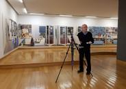 Visita guiada y pintura en directo de Joaquín Ureña 10