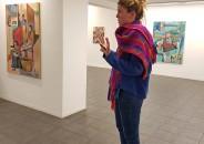 Visitas guiadas de Simon Edmondson y Amalia Julieta Gómez 9