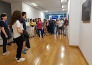 Visitas guiadas de Cristina Ferrández y Karlos Pellitero 1
