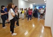 Visitas guiadas de Cristina Ferrández y Karlos Pellitero 2