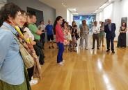 Visitas guiadas de Cristina Ferrández y Karlos Pellitero 3