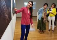 Visitas guiadas de Cristina Ferrández y Karlos Pellitero 4
