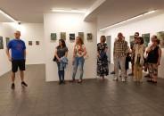 Visitas guiadas de Cristina Ferrández y Karlos Pellitero 8