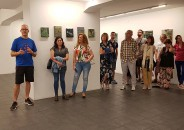 Visitas guiadas de Cristina Ferrández y Karlos Pellitero 10