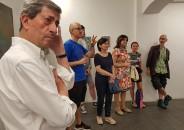Visitas guiadas de Cristina Ferrández y Karlos Pellitero 11