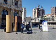 7 Esculturas, 7 Plazas de Mikel Lertxundi 2