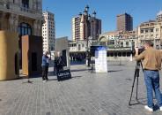 7 Esculturas, 7 Plazas de Mikel Lertxundi 3