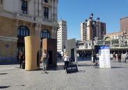 7 Esculturas, 7 Plazas de Mikel Lertxundi 5