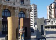 7 Esculturas, 7 Plazas de Mikel Lertxundi 6