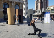 7 Esculturas, 7 Plazas de Mikel Lertxundi 8