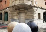 7 Esculturas, 7 Plazas de Mikel Lertxundi 9