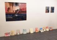 Clase de arte en la galería con Mikel Erkiaga 2