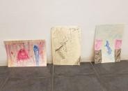 Clase de arte en la galería 3