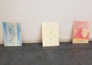 Clase de arte en la galería 4