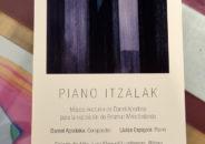 Concierto de Daniel Apodaka interpretado por Lluïsa Espigolé 13